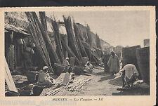 Morocco Postcard - Meknes - Les Vanniers  V1853