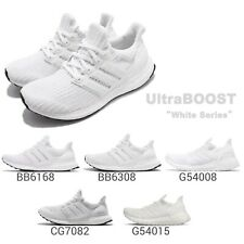 adidas UltraBOOST 4.0 / 19 / Clima White Series Mens Womens Running Shoes Pick 1