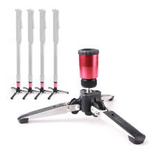 Portable Monopod Base 3/8inch Tripod Adapter Legs Support for DSLR Camera
