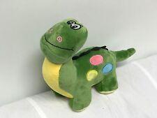 "Nice 8'"" colorful circular spot dinosaur dragron animal plush toy stuffed doll"