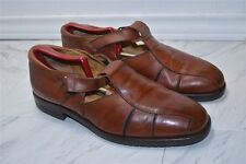 Cable and Co. Italy Brown Leather Loafers 9/10 ? (Unknown) Men's Shoes
