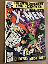 X-Men 137 VF * 1 Book Lot * Death of Phoenix! John Byrne. Unpressed. High grade