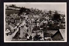 Llanrhaiadr - Village Scene - real photographic postcard