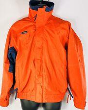 Columbia Men's Large Ski Jacket Coat Red Blue Bugaboo Vintage Pre-owned