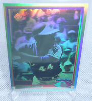 1991 Upper Deck Hank Aaron Heroes Of Baseball Hologram ATLANTA BRAVES HOF