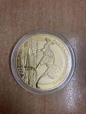 AUSTRALIAN KANGAROO 2015 1OZ 9999 GOLD MEATAL