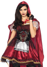 Red Satin Dress Costumes