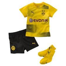 PUMA BVB Dortmund Babykit Home 17/18 gelb F01 74