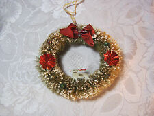 Christmas Wreath Decoration Vintage T*