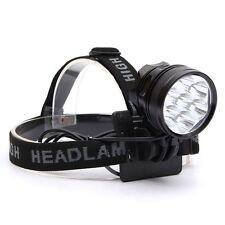 5 Watt Stirnlampe Zoom 400lm Arbeitsleuchte Kopflampe Stirnleuchte Kopflicht LED