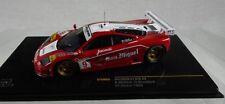 Ny288, Ixo McLaren f1 GTR n. 9 GT Zhuhai 1995 BOX 1:43 NUOVO/NEW
