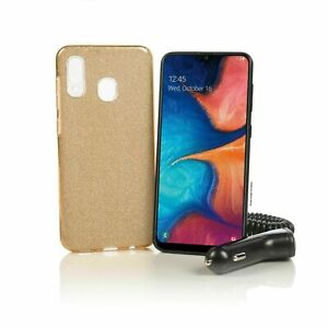 Tracfone Samsung GALAXY a20 + 1 year of service and 1500 min/1500 text/1500mb
