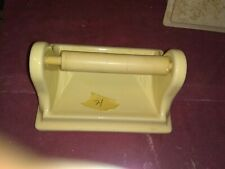 VINTAGE BATHROOM CERAMIC  WALL MOUNT Toilet Paper holder           #21