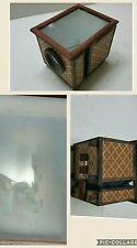 Bellissima camera oscura obscura precinema grafica disegno forma inusuale