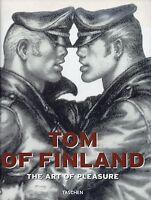 TOM OF FINLAND - THE ART OF PLEASURE - TASCHEN