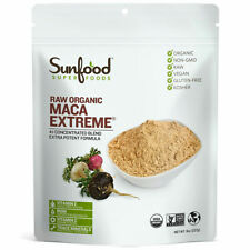 Sunfood Maca Extreme - 8 oz, Clearance for exp date 12/2020