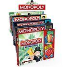 Hasbro Monopoly Amusement Familial Jeu Activité Fête Enfants & Jeu D'adulte