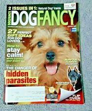 Dog Fancy Magazine November 2009 Norfolk Terrier The Danger of Hidden Parasites