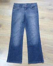TOPSHOP MOTO blue jeans petite denim trousers W26 L29