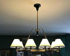 lustre chandelier 1950 maison lunel mid century suspension interieure lampe