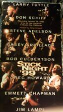 Chapman Stick - Stick Night '99 RARE VHS @ La Ve Lee Jazz Club Los Angeles