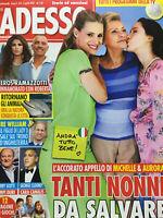 Adesso 2020 9.Michelle Hunziker & Aurora Ramazzotti,Lucia Bosè,Alessio Boni