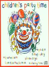 Children's Party Time. 5020959310123.