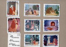 Panini -- Susi und Strolch -- und -- Asterix von 1995 -- 30 zur  Auswahl