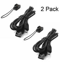 2-Pack 1M Replacement Charger Dock +USB Cable for Plantronics Voyager Legend
