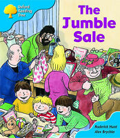 Very Good, Oxford Reading Tree: Stage 3 More Storybooks: The Jumble Sale, Hunt,