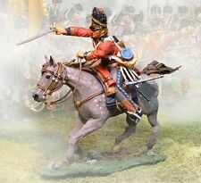 THE COLLECTORS SHOWCASE BRITISH NAPOLEONIC CS00476 SCOTS GREY LUNGING MIB