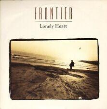 "FRONTIER lonely heart/satisfied/break the hold VER 64 uk vertigo 1992 7"" PS EX/E"