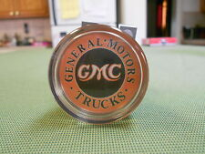 orange / black GMC steering wheel spinner GMC suicide knob Gmc spinner GMC knob