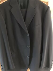 Magee Navy Suit 44/38
