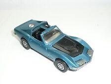 "Corgi Toys 387 Chevrolet Corvette Stingray Coupe ""standard Whizzwheels"""