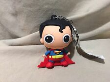 DC Comics Series 1 Superman 3D Figural Keyring Key Ring