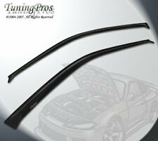 89-97 Ford Thunderbird Out-Channel Wind Deflector Window Visor Sun Guard 2pc