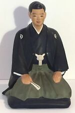 Vintage Japanese Hakata Doll, Urusaki Co., prior to 1950, Japanese Groom