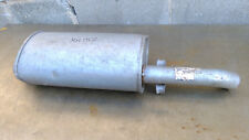 RENAULT 18 TURBO 1.6 R1345 SERIES SALOON 1980 TO 1985 EXHAUST REAR SILENCER
