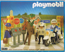 Playmobil Police Sets pieces : 3144-3190-3489-3915/3971-3982/3987