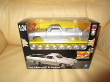 Maisto 65 CHEVY EL CAMINO Model Car Kit - NIB