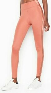 Victoria's Secret New Lace-up Ultra High Rise Studio 7/8 Tights (Softest Ever)