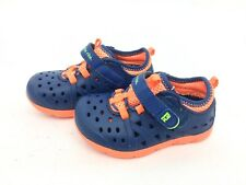Made 2 Play by Stride Rite - M2P Phibian/Navy Boys Shoes Size 7M