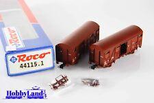 Roco H0 44115.1 Vagon de Mercancias Renfe