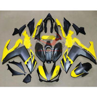 Yello&Black Fairing Kit For Yamaha YZF R3 2014-2018 R25 2015-2017 ABS Injection