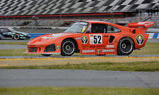 1978 Porsche 935 K3 Jagermeister 911 Classic Vintage GT Race Car Photo (CA-0844)