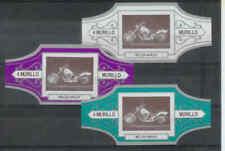 3 sigarenbandjes Motoren - Muller Harley (a04) - Lees !!!
