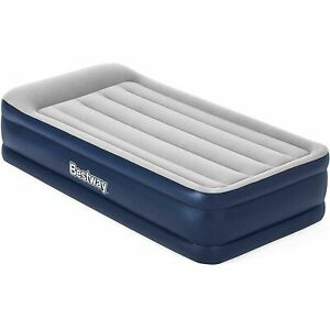 Bestway TriTech Single Airbed with Built In Pump