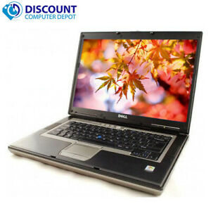 Dell Latitude Laptop Computer Windows 10 Dual Core PC 4GB 160GB WiFi HD Notebook