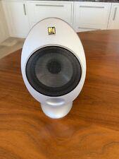 100W silver KEF HTS2001 / HTC2001 Satellite Egg SPEAKER